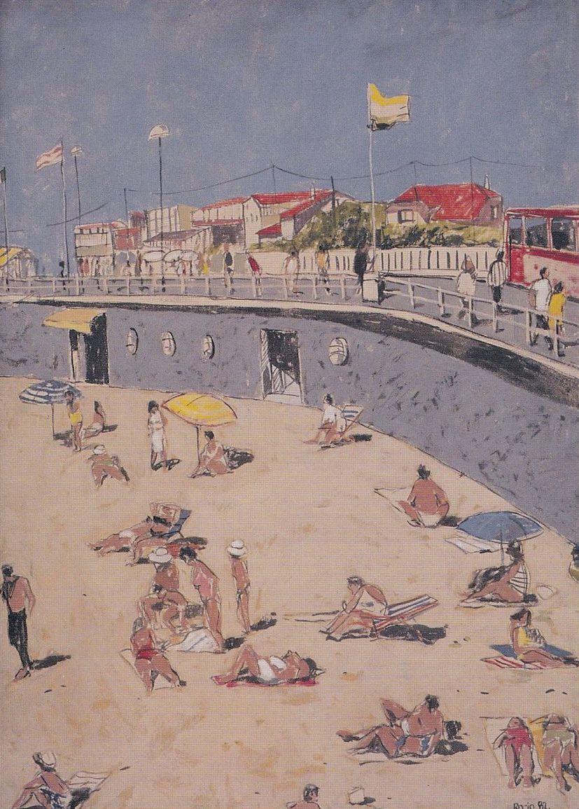 Playa - Rocío Fernández Álvarez