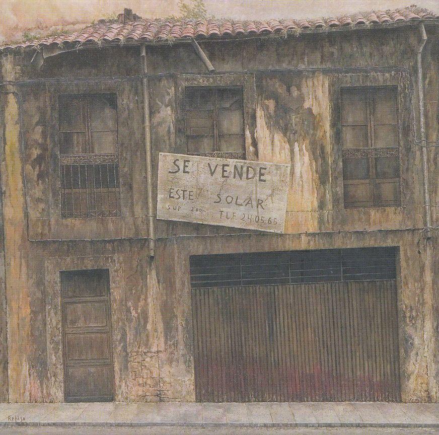 Fachada vieja - José Luis Repiso