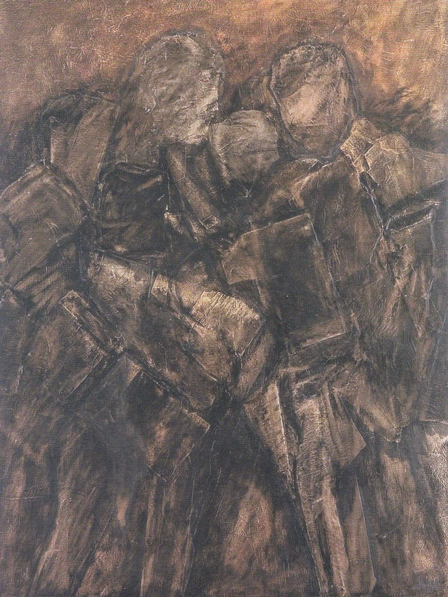 Composición con figuras - José Manuel Núñez Arias
