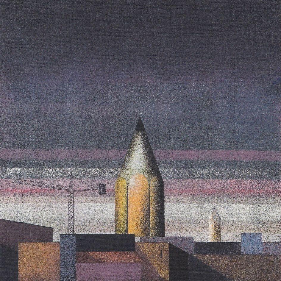 Grafópolis - Rodolfo Pico Iglesias