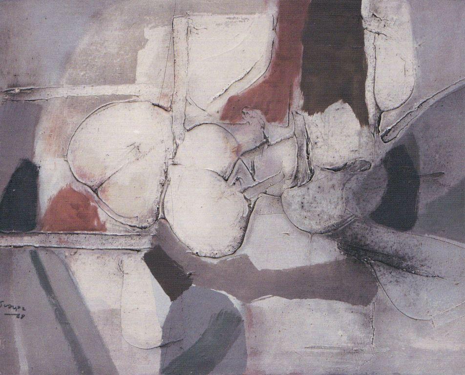 Bodegón nº 5. Frutas - Antonio Suárez