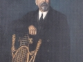 Retrato del alcalde Leopoldo Fernández Nespral - José Antonio Fernández Mar