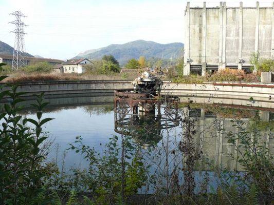 Fábrica de Nitrastur en Barros Langreo