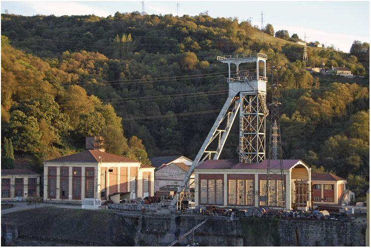 Ruta siderúrgica por La Felguera en Langreo