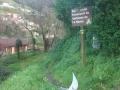 Senda por el valle de Samuño