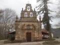 Subida a la ermita de el Carbayu desde Ciaño