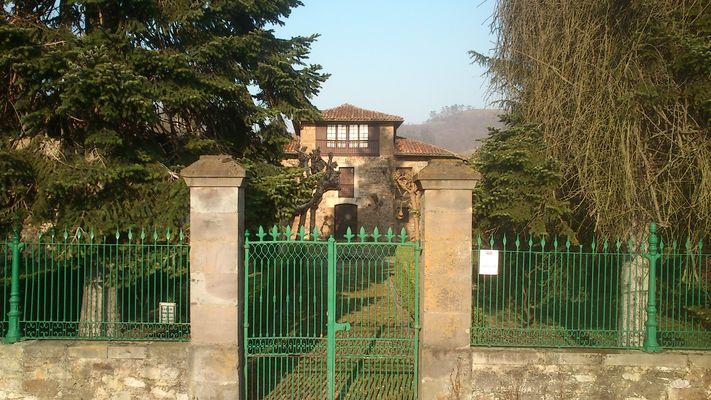 Subida a la Peña Villa en Riaño Langreo