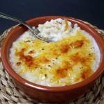 Arroz con leche - Gastronomía de Langreo