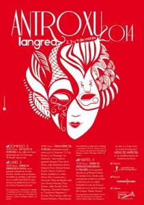 Antroxu Carnaval 2014