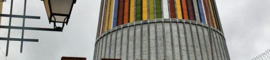 Museo de la Siderurgia y la Industria de Asturias (MUSI) en La Felguera Langreo