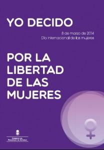 Día internacional de las Mujeres 2014