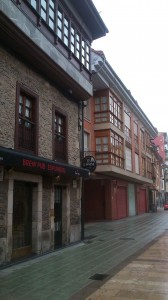 Calle Julián Duro La Felguera Langreo