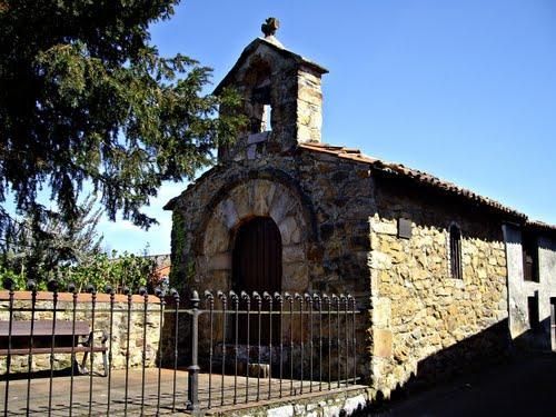 Capilla San Justo en La Nava