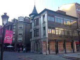 Edificio Casa Cuca Sama de Langreo