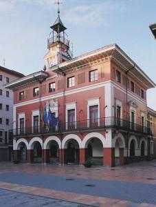 Edificio Ayuntamiento Casa Consistorial Sama de Langreo