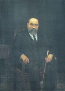 Celestino Cabeza Roces alcalde de Langreo