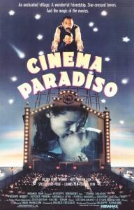 Cine en el espejo Cinema Paradiso