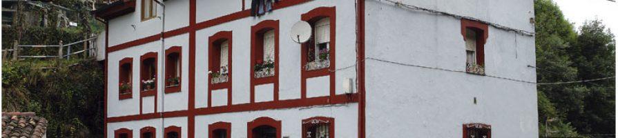 Cuarteles de La Sierra en La Nueva Langreo