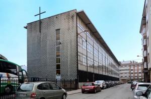 Iglesia Dominicos y Colegio Santo Tomás de Aquino - La Felguera