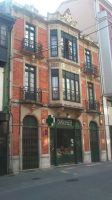 Edificio calle Carracido 6 en Sama de Langreo