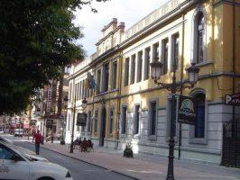 Edificio La Salle La Felguera Langreo