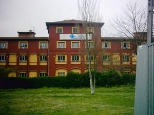 Edificio Sanatorio Adaro Sama de Langreo