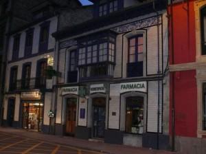 Edificios Calle Melquiades Álvarez La Felguera Langreo