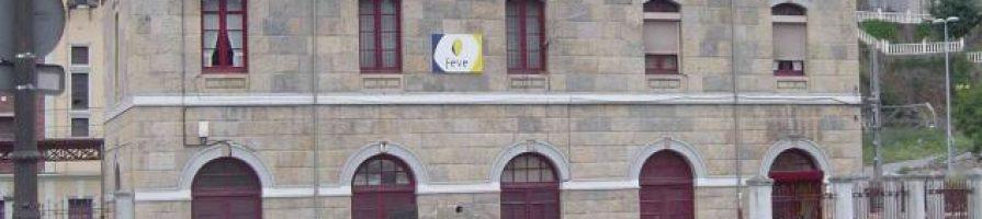 Estación FEVE Sama Langreo