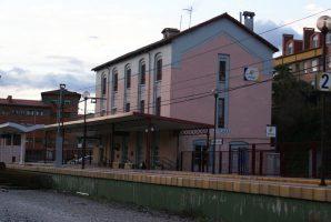 Estación del Ferrocarril de Langreo en Vega La Felguera