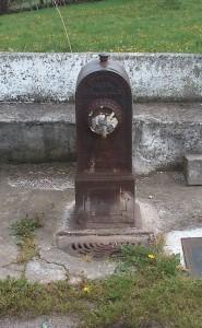 Fuente de El Príncipe en Pajomal Paxumal Langreo