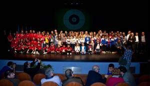 XIV Gala del Deporte Langreano 2017 @ Nuevo Teatro de La Felguera | Langreo | Principado de Asturias | España