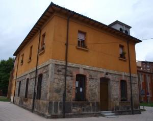Antiguo hospitalillo de Duro Felguera en Langreo