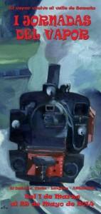 I jornadas vapor ecomuseo y tren minero valle de samuño