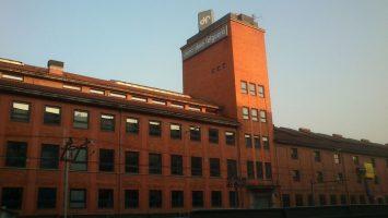 Instalaciones antigua fábrica de Duro Felguera Langreo