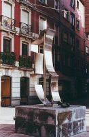 Monumento madreña en Sama de Langreo