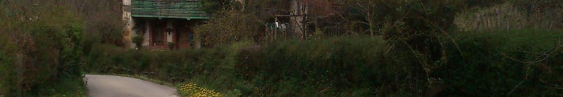 Molín del Rozáu en Tuilla Langreo