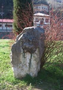 Monumento a los mineros La Nueva Langreo