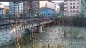 Puente nuevo Sama de Langreo