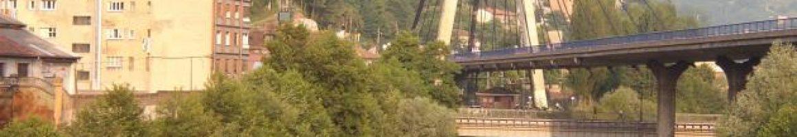 Puente atirantado Sama de Langreo