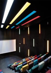 Sala Oscura Cine Felgueroso Sama de Langreo