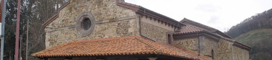 Iglesia de San Martín de Riaño (Langreo)