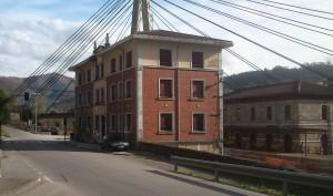 Viviendas del Ferrocarril de Langreo en Sama