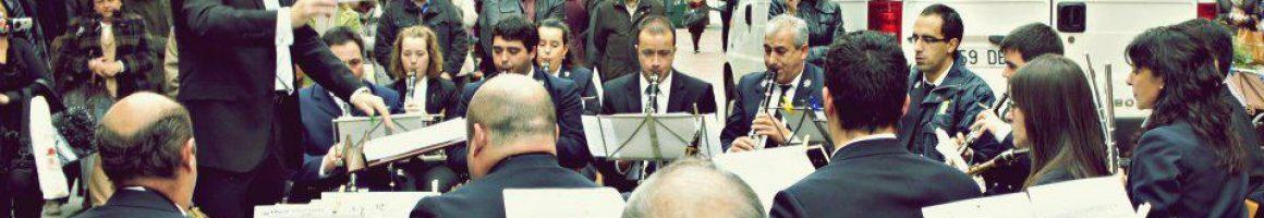 Concierto Banda de música de Langreo