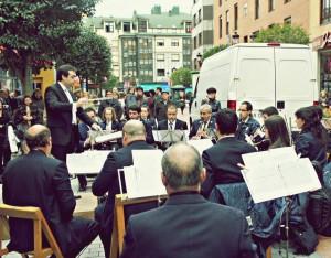 Concierto del día de la Constitución: Banda de Música de Langreo @ Escuelas Dorado