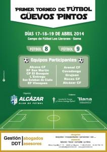 Torneo Fútbol Los Llerones Sama Langreo 2014