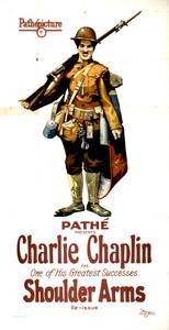 Cine Charlot Chaplin Armas al Hombro Cine Felgueroso Sama de Langreo