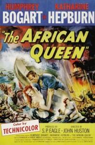 Cine La Gran Guerra - La Reina de África en el Felgueroso de Sama de Langreo