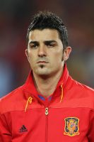David Villa Tuilla Langreo