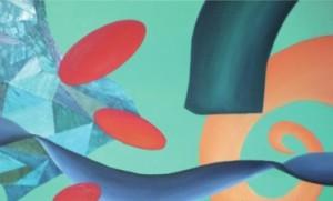 Exposición Pintura Pasín a Pasu Jesús Escudero escuelas Dorado Sama de Langreo