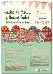 Huevos Pintos Sama de Langreo 2014